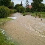 Hochwasser Kützberg 2013