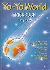 Harry-Baier - Yo-Yo-World-Trickbuch
